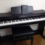 電子ピアノ 鍵盤